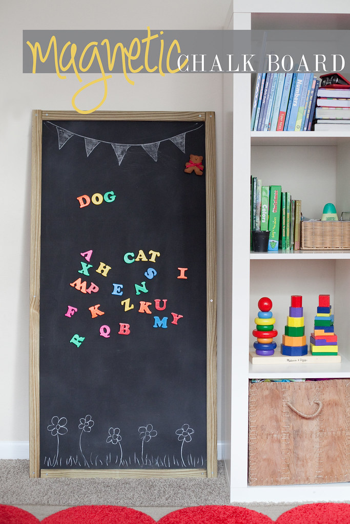magnetic-chalk-board
