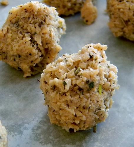 Herbed Italian Meatless MiniBalls