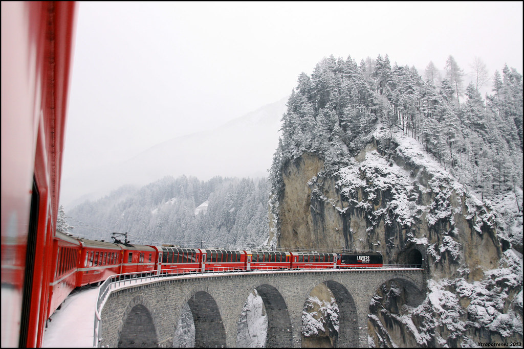 la bestia de los Alpes...