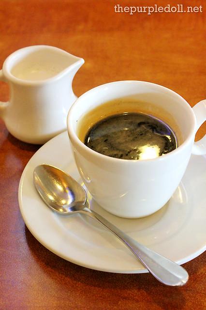 Premium Italian Coffee P90