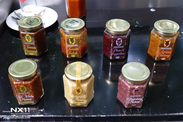 tasmania gourmet sauce