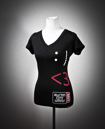 Women's Abyss ACL Live Love 2.0 Shirt By Sportiqe Apparel