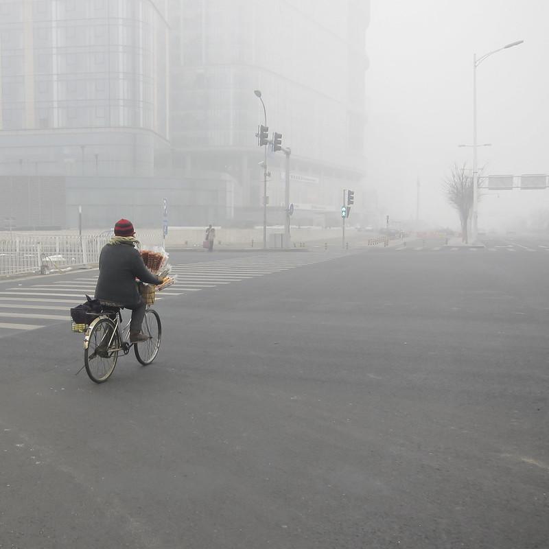 Beijing Smog Again