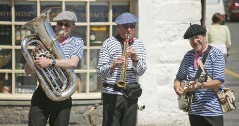 Guernsey Summer festival