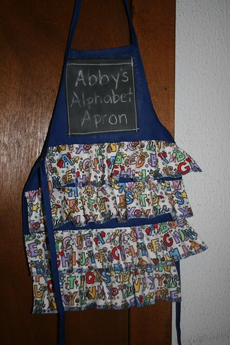 AAApron for A day