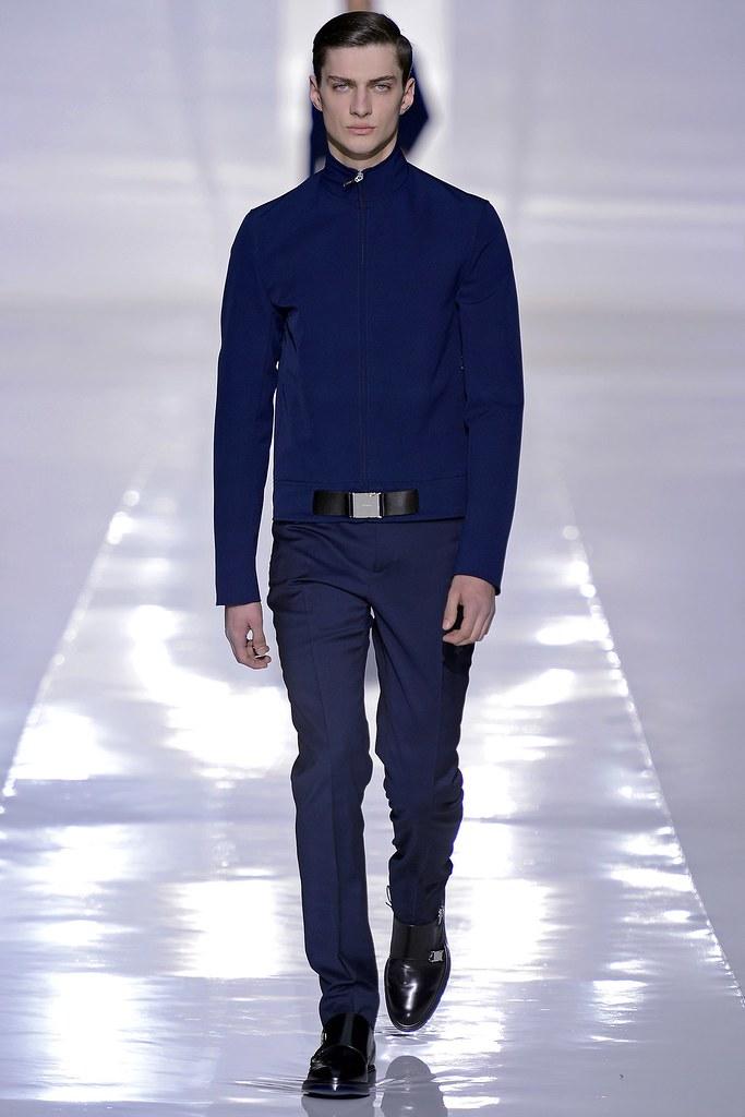 FW13 Paris Dior Homme034_Matthew Bell(GQ.com)