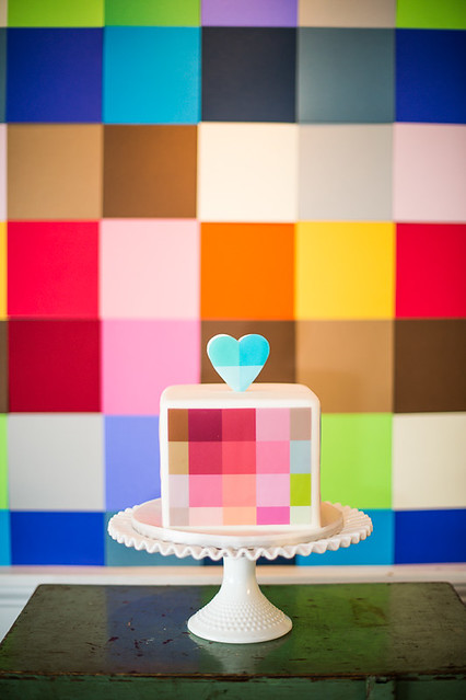 Pixelated Wedding Inspiration — Austin Wedding Blog