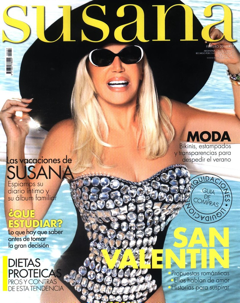 Revista Susana Febrero 2013