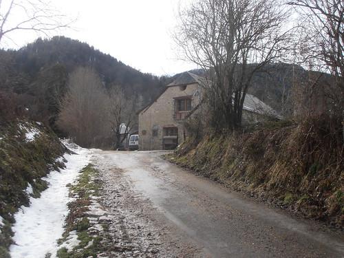 Cabane de Las Bordes 200