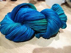 Blue Kettle Dye