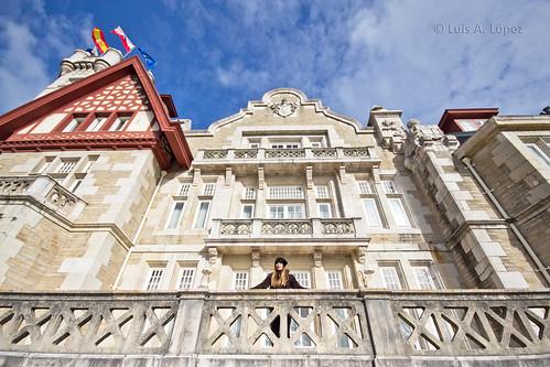 Sesión Palacio de la Magdalena