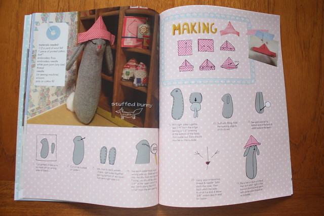 Usagi Por Moi The Art of Sewing Zine