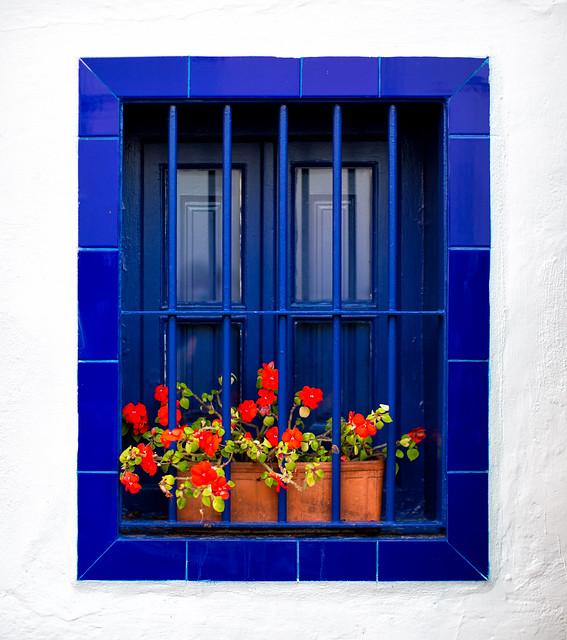 Window Almuñécar