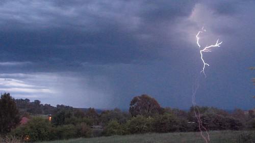 Lightning Robin Hill