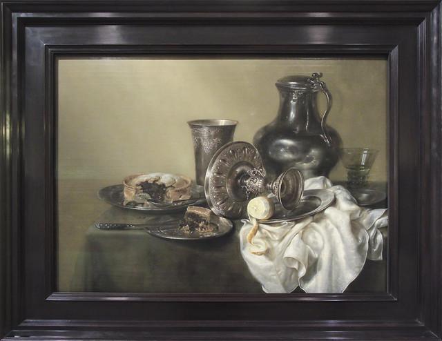 Still life, Willem claesz Heda 1633