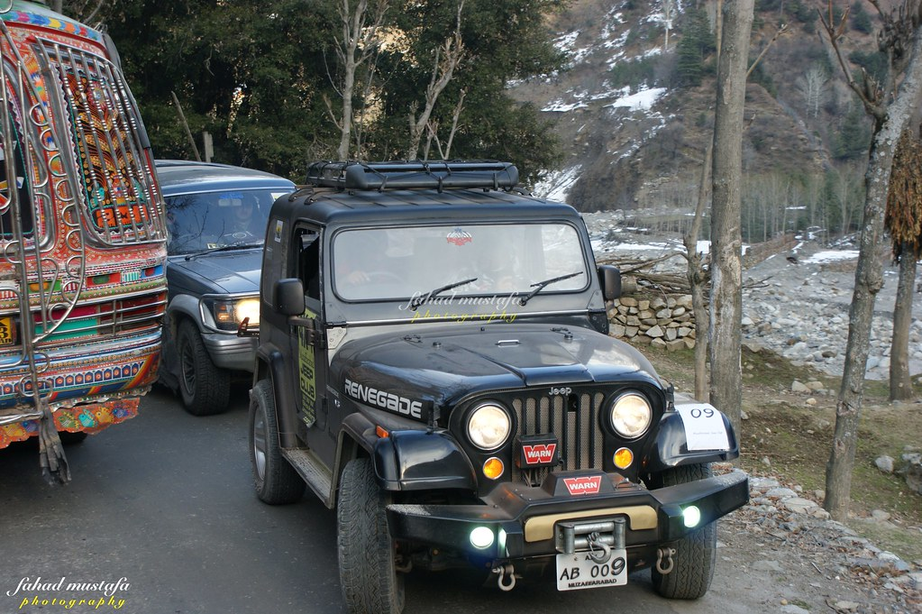 Muzaffarabad Jeep Club Neelum Snow Cross - 8469278750 a31853c877 b