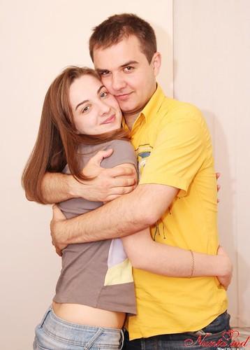"""Concursul""""Ţi-ai găsit naşul !"""" > Irina & Mihai"""
