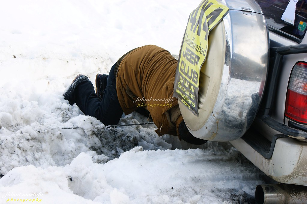Muzaffarabad Jeep Club Neelum Snow Cross - 8471985528 bc929be6fa b