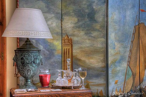 Still Life In The Cottage