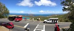 Panorama from the Drake Seat. #SirFrancisDrake