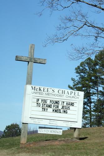 McKee's Chapel