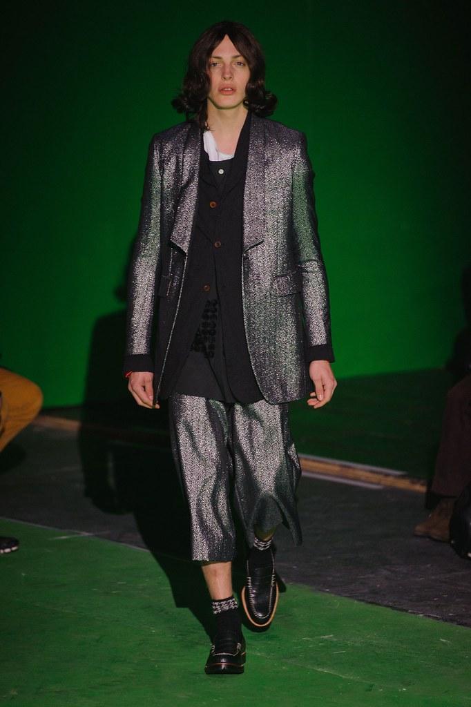 Erik Andersson3091_FW13 Paris Comme des Garcons Homme Plus(Homme Model)