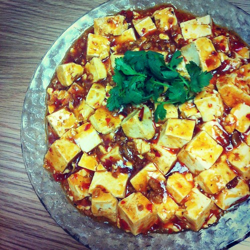 mapo doufu at gongdelin