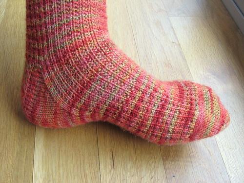 2012 bday sock