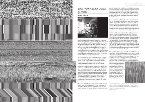 Libre Graphics Magazine 2.1 - The Transnational Glitch