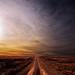 Down a Kansas Dirt Road by millerca2001