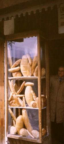 Bakery in Sarajevo