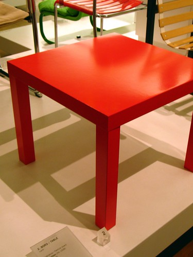 Table, 'Lack', IKEA, design by Jan Hellzen, 1979