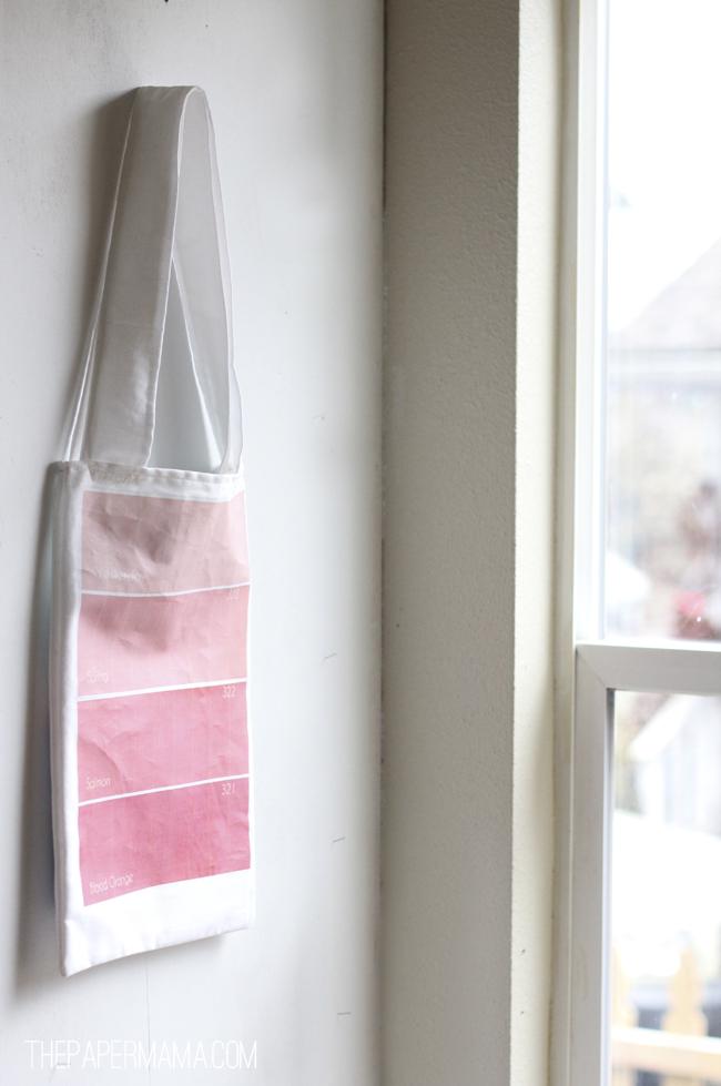 paint chip bag