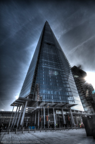 The Shard HDR