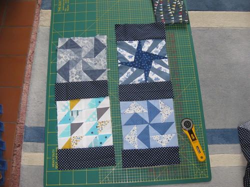 The four squares