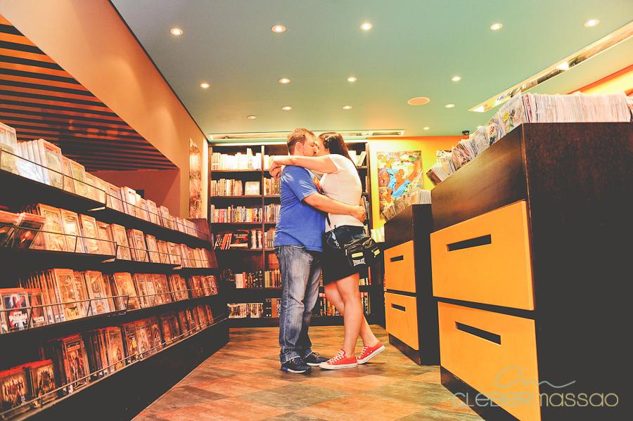 Ana e Fabio E-session na Loja Geek Alameda Santos (38 de 38)