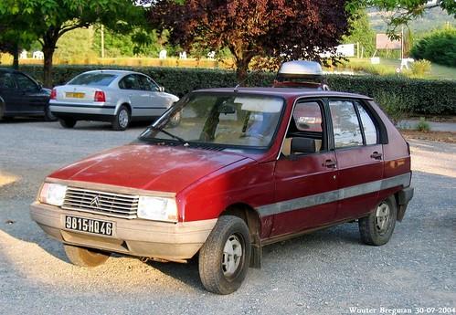 Citroën Visa 11 RE 1985