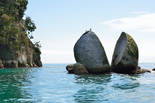 Split Apple Rock by kewl