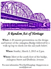 Arlington Bridge History Prresentation !