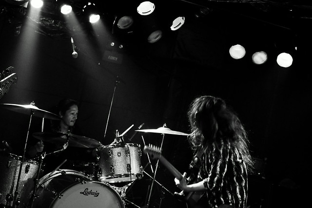 ROUGH JUSTICE live at Outbreak, Tokyo, 27 Feb 2013. 233