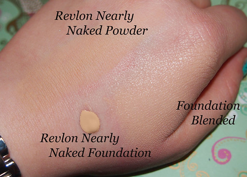 nearly naked swatches