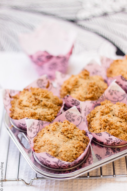 Speculoos Cookie Muffins