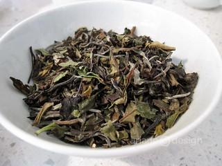 Teaja Yaletown/Bai Mu Dan tea, China