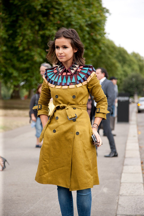 GIRL CRUSH: Miroslava Duma