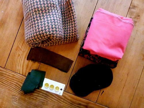 Fabrics & Supplies