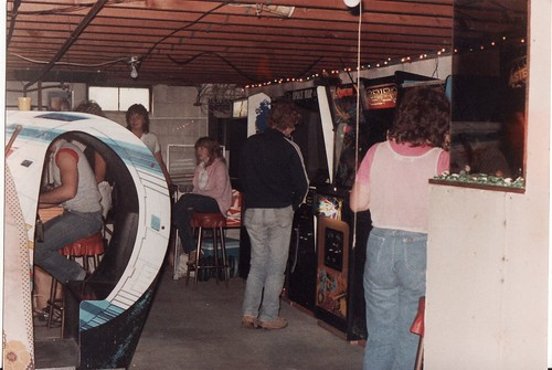 BOB'S GAME ROOM IN 1984