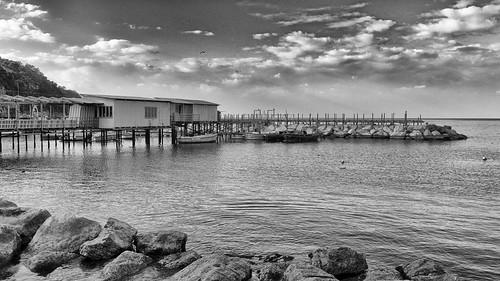 sea seascape marina landscape mare campania salerno