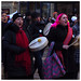International Women's Day - 2013: marching