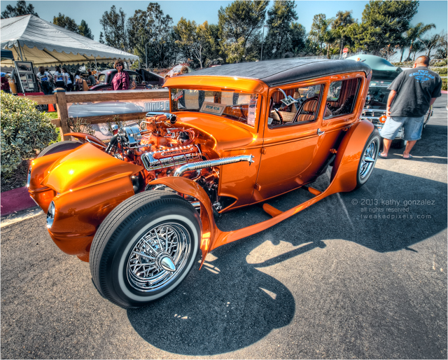 1930 ford hot rod