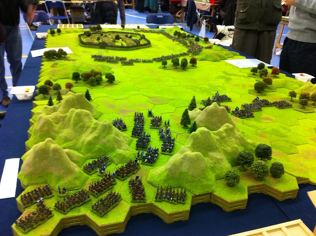 WMMS13 - neat hex terrain and 10/15s